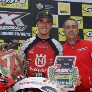 Ilario Ricci e Alessandro Lupino #77
