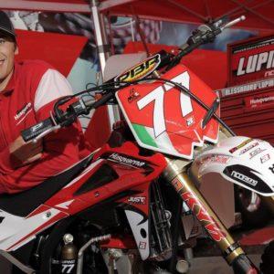 Alessandro Lupino #77