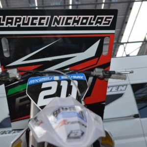 Nicholas Lapucci #211